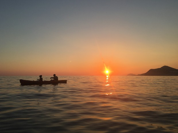 Sea kayaking tour Dubrovnik